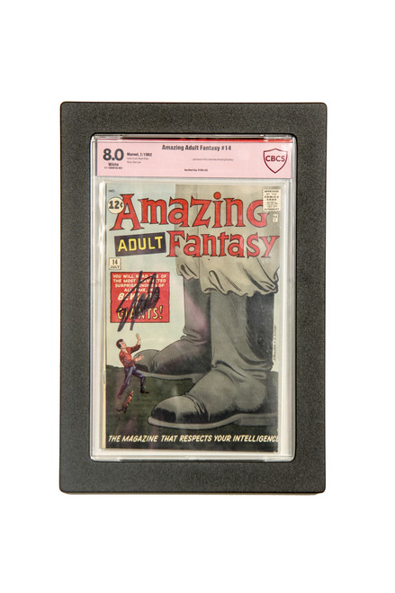 Graded Comic Book POD, frame for CGC and CBCS slabs. The Collectors ...