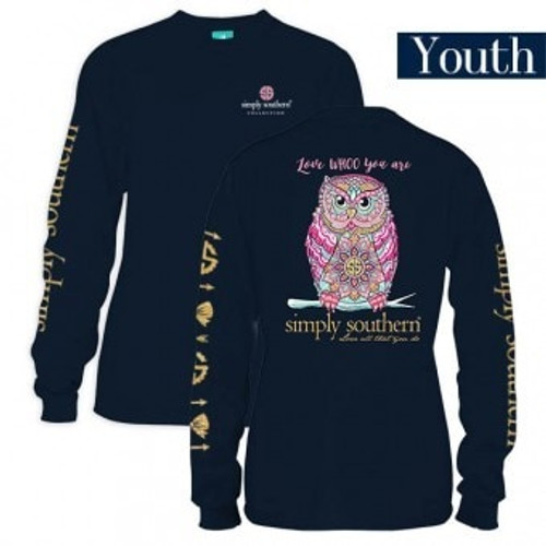 Simply Southern | Youth Love WHOO You Are