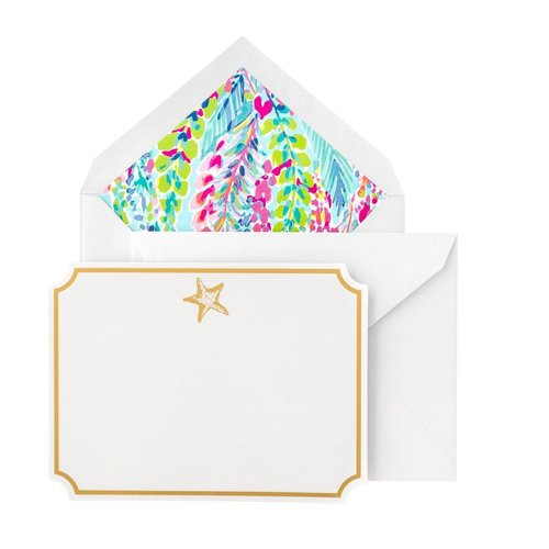 Lilly Pulitzer | Correspondence Cards | Catch The Wave