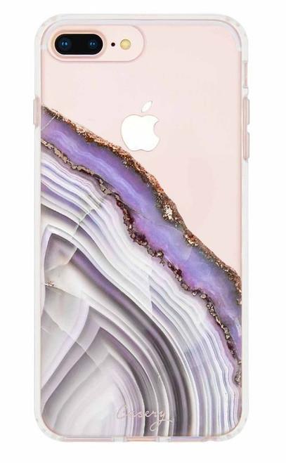 Casery   Phone Case   Light Purple Agate