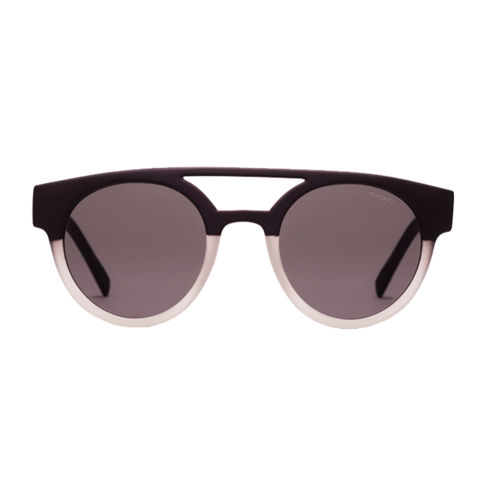 Dreyfuss Matte Black & Transparent