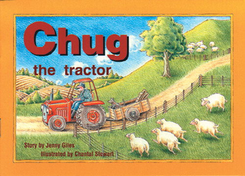 PM Library Blue Chug the Tractor Lvl 10