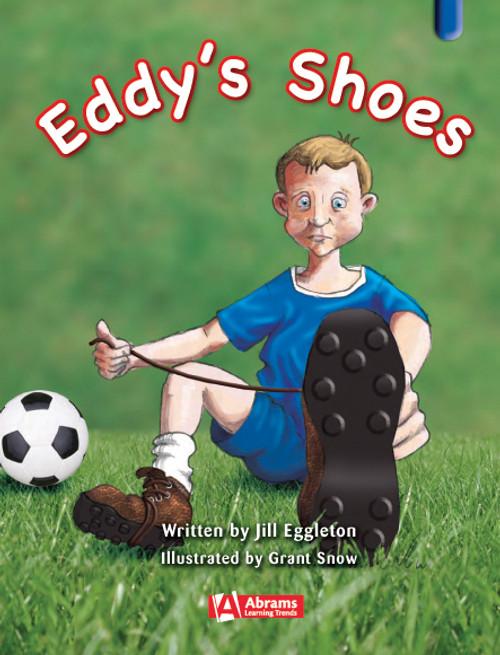 Key Links Literacy Blue Eddy's Shoes