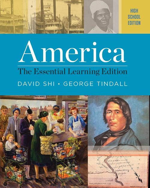 America: Essential Learning High School Edition