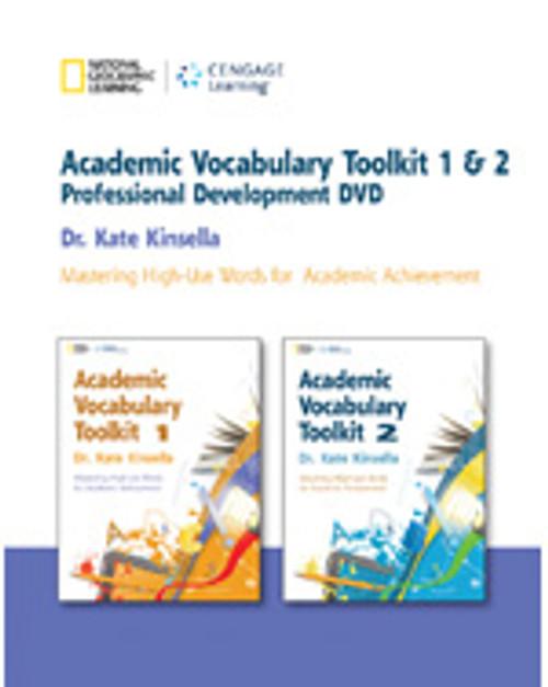 Academic Vocabulary Toolkit: Professional Development DVD (1&2)