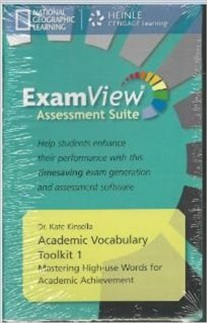 Academic Vocabulary Toolkit 1: Assessment CD-ROM with ExamView