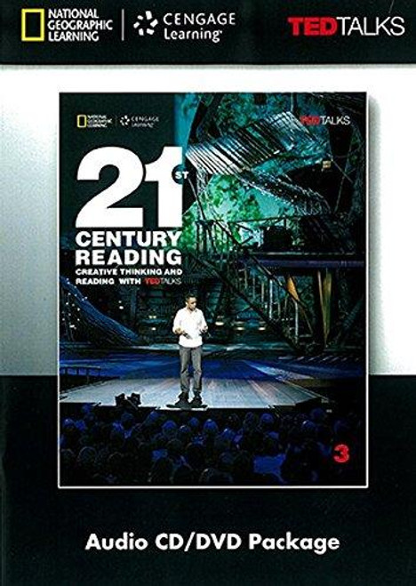 21st Century Reading 3: Audio CD/DVD Package