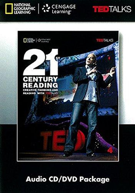 21st Century Reading 4: Audio CD/DVD Package