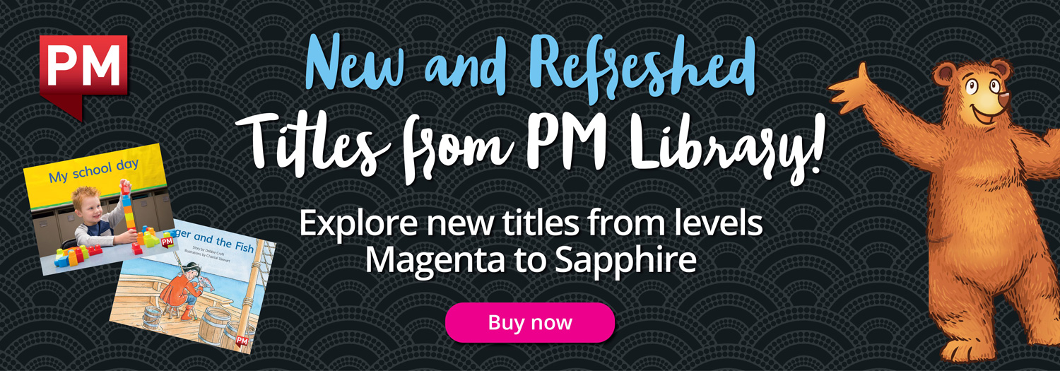 New PM Family Titles Available