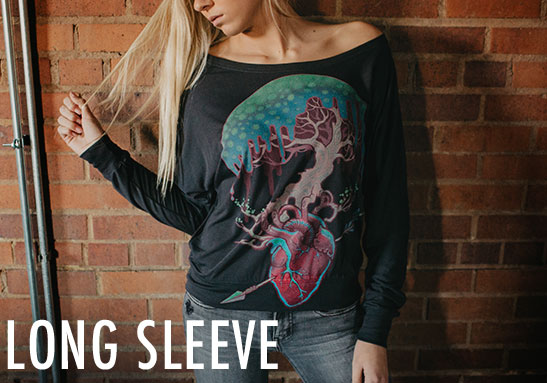 Womens Long Sleeve Shirts and Tops