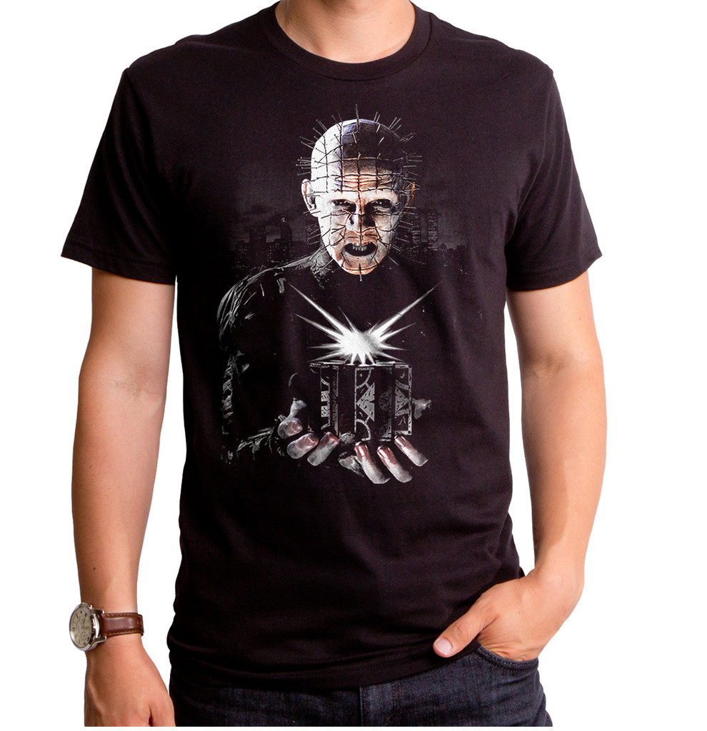 Hellraiser Puzzle Box Men's T-Shirt
