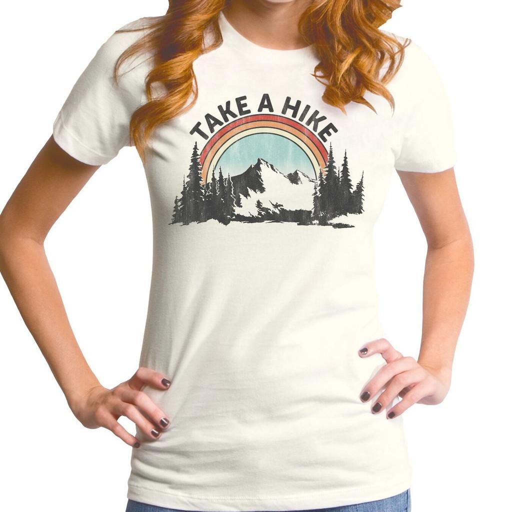 Take A Hike Girls T-Shirt