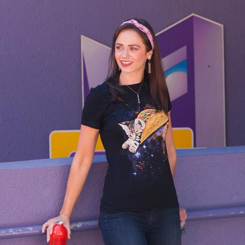 Taco Cat Girls T-Shirt