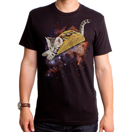 Taco Cat Men's T-Shirt
