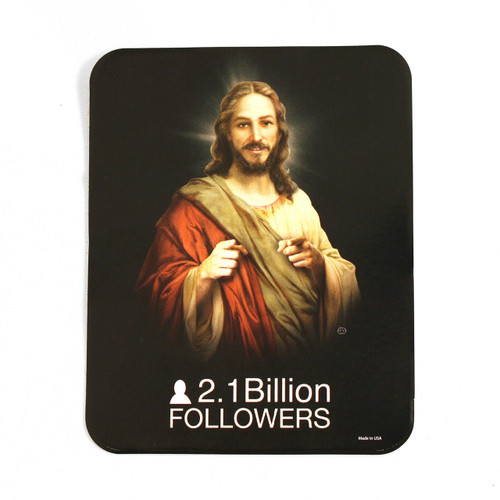 Two Billion Followers Sticker