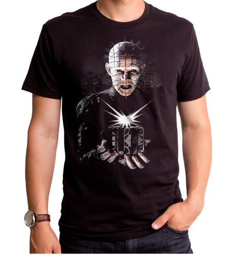 Hellraiser Puzzle Box T-Shirt