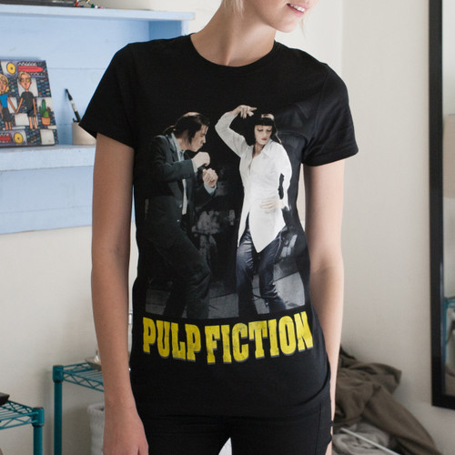 Pulp Fiction Dance Off Women's T-Shirt