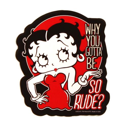 Betty Boop Goodie Pack