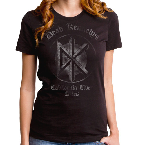 Dead Kennedys Classic Alles Girls T-Shirt