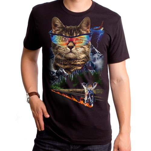 Meow For Freedom T-Shirt