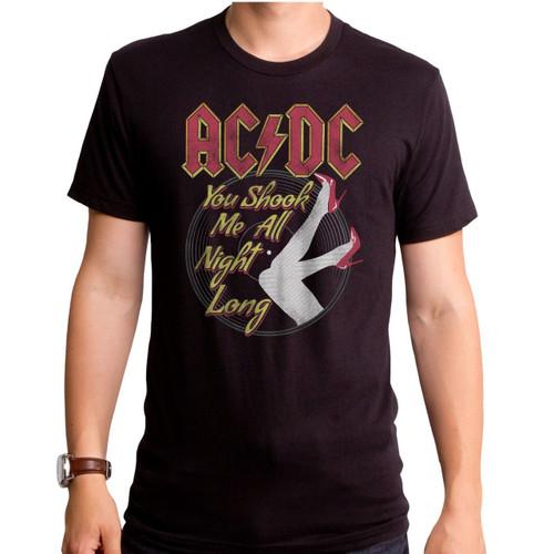 ACDC All Night Long T-Shirt