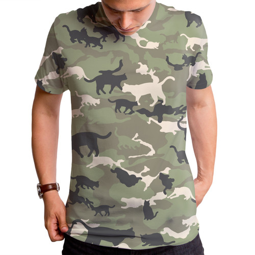 Catmouflage Sublimated T-Shirt