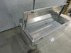 AT70LTT-SB, the 70 gallon L-Shape Auxiliary Tanks and Toolbox Combination, designed for Short Bed Trucks. 800-773-3047