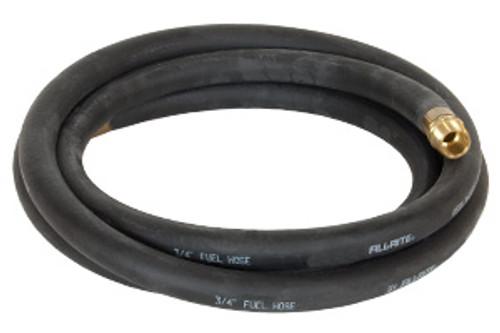 3/4 x 12' fuel transfer hose
