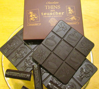 New! Dark Chocolate THINS (Lb 0.390)