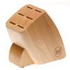 thumbnail image of Sambonet Knives Knife Block only, wood (for 6 steak knives)
