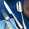thumbnail image of Twist 18/10 Stainless Steel 5 Pcs Place Setting (solid handle knife)