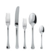 thumbnail image of Deco Silverplated 5 Pcs Place Setting (solid handle knife)