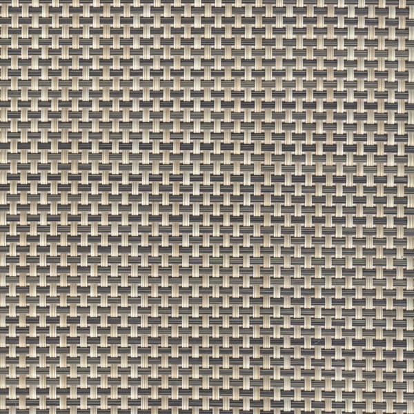 Sambonet Linea Q Table Mats Table mat, beige-grey, 18 7/8 x 14 1/8 inch