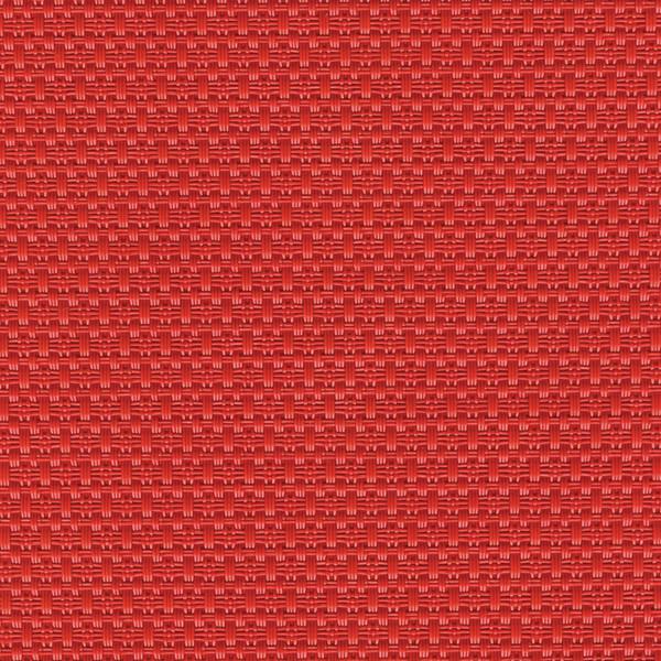 Sambonet Linea Q Table Mats Table mat, coral, 16 1/2 x 13 inch