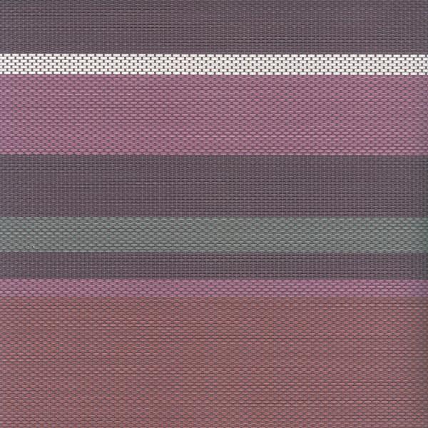 Sambonet Linea Q Table Mats Table mat, bordeauxlines, 16 1/2 x 15 3/8 inch