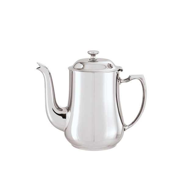 Sambonet Elite Coffee pot with goose neck, 33 7/8 ounce