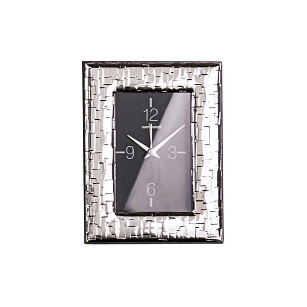 Sambonet Clock Skin Clock, 3 1/2 x 5 inch