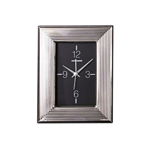 Sambonet Clock More Clock, 3 1/2 x 5 inch