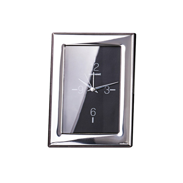 Sambonet Clock Flat Clock, 3 1/2 x 5 inch