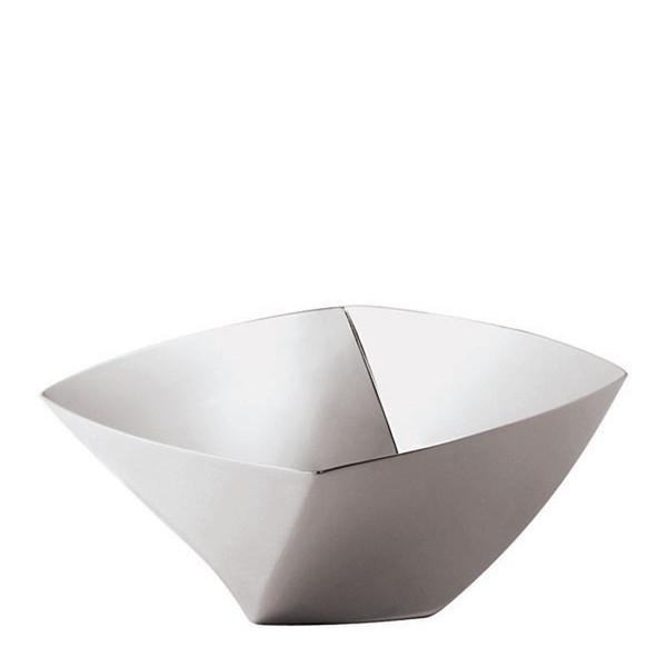 Sambonet Lucy Bread basket, 9 1/2 x 9 1/2 inch