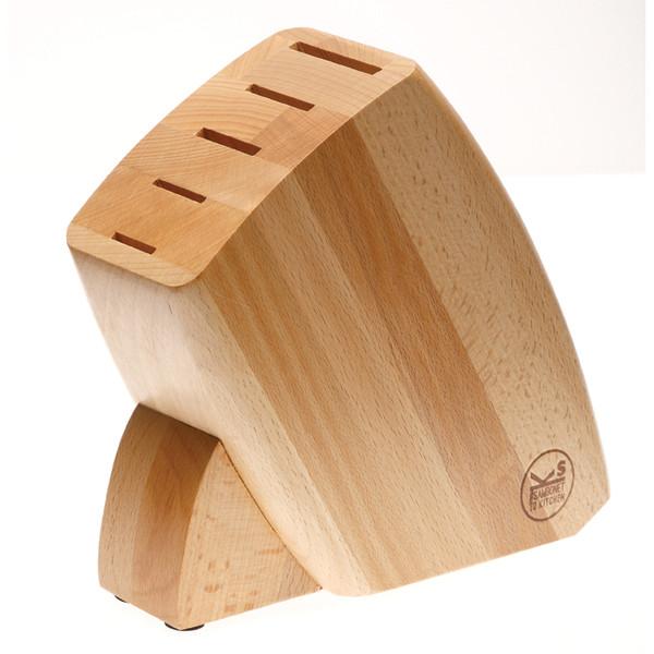 Sambonet Knives Knife Block only, wood (for 5 knives)