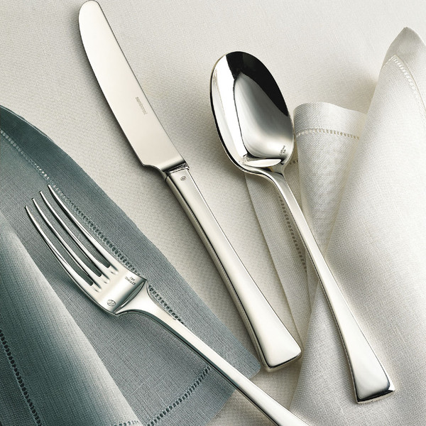 Triennale Silverplated 5 Pcs Place Setting Hollow Handle