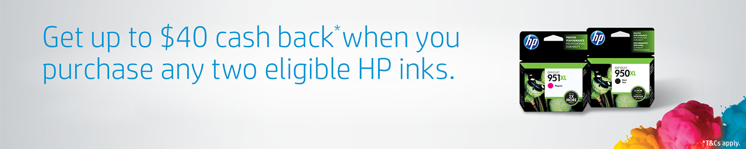 HP Multi Ink Promotion