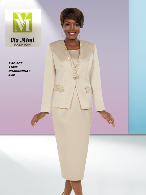 EXECUTIVE #11659___2 PC SET  COLOR: CHARDONNAY  SIZE: 8-20  FOR MORE IMFORMATION AND PRICE PLEASE GIVE US A CALL   WE BEAT  ALL PRICES !!!!  VIA MIMI FASHION  1333 S. SANTEE ST.  LA,CA.90015  TEL: (213)748-MIMI (6464)  FAX: (213)749-MIMI (6464)  E-Mail: mimi@viamimifashion.com  http://viamimifashion.com  https://www.facebook.com/viamimifashion    https://www.instagram.com/viamimifashion  https://twitter.com/viamimifashion