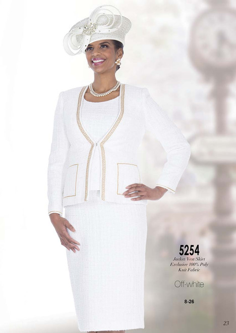 ELITE #5254_ 2 PC KNIT SET  COLOR: OFF-WHITE  SIZE: 8-26  FOR MORE IMFORMATION AND PRICE PLEASE GIVE US A CALL   WE BEAT  ALL PRICES !!!!  VIA MIMI FASHION  1333 S. SANTEE ST.  LA,CA.90015  TEL: (213)748-MIMI (6464)  FAX: (213)749-MIMI (6464)  E-Mail: mimi@viamimifashion.com  http://viamimifashion.com  https://www.facebook.com/viamimifashion    https://www.instagram.com/viamimifashion  https://twitter.com/viamimifashion