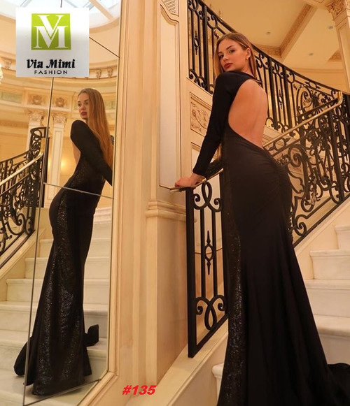 JESSICA ANGEL COLLECTION STYLE #135   OPEN BACK WITH LONG SLEVVE  SIZE:XXS- XXL  FOR MORE IMFORMATION AND PRICE PLEASE GIVE US A CALL   WE BEAT  ALL PRICES !!!!  VIA MIMI FASHION  1333 S. SANTEE ST.  LA,CA.90015  TEL: (213)748-MIMI (6464)  FAX: (213)749-MIMI (6464)  E-Mail: mimi@viamimifashion.com  http://viamimifashion.com  https://www.facebook.com/viamimifashion    https://www.instagram.com/viamimifashion  https://twitter.com/viamimifashion