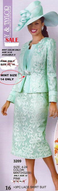 LILY TAYLOR #3209 MINT SIZE 14 ONLY !!!  FOR MORE IMFORMATION AND PRICE PLEASE GIVE US A CALL   WE BEAT  ALL PRICES !!!!  VIA MIMI FASHION  1333 S. SANTEE ST.  LA,CA.90015  TEL: (213)748-MIMI (6464)  FAX: (213)749-MIMI (6464)  E-Mail: mimi@viamimifashion.com  http://viamimifashion.com  https://www.facebook.com/viamimifashion    https://www.instagram.com/viamimifashion  https://twitter.com/viamimifashion