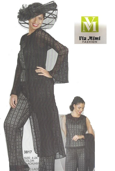 LILY TAYLOR STYLE #3817/ 3 PC LACE PANT SUIT !!  COLOR: BLACK(H913)  SIZE: 4-24  FOR PRICE AND MORE IMFORMATION  PLEASE GIVE US A CALL   WE BEAT  ALL PRICES !!!!  VIA MIMI FASHION  1333 S. SANTEE ST.  LA,CA.90015  TEL: (213)748-MIMI (6464)  FAX: (213)749-MIMI (6464)  E-Mail: mimi@viamimifashion.com  http://viamimifashion.com  https://www.facebook.com/viamimifashion    https://www.instagram.com/viamimifashion  https://twitter.com/viamimifashion