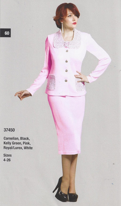 KNY SUIT #37450 BRAND: TERANI  STYLE: 37450   COLOR: PINK  SIZE AVAILABLE: 12 , 14    TWO PIECES SUIT  PLEASE CALL US FOR MORE IMFORMATION AND PRICE !   VIA MIMI FASHION   TEL: (213)748-MIMI (6464)   FAX: (213)749-MIMI (6464)   E-Mail: mimi@viamimifashion.com