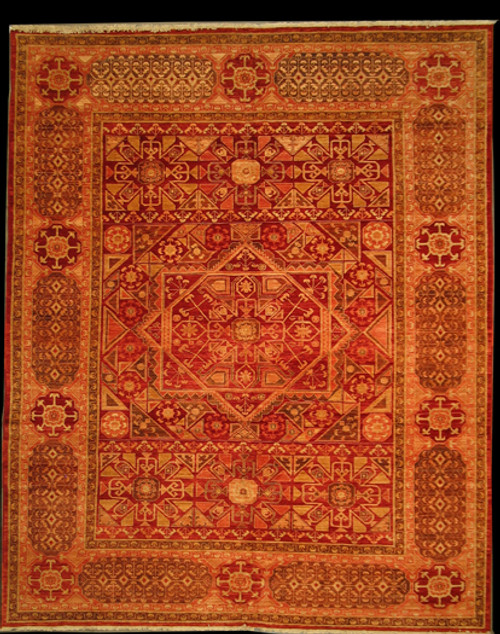8 X 9 10 Quot Afghan Rug Homa Rugs